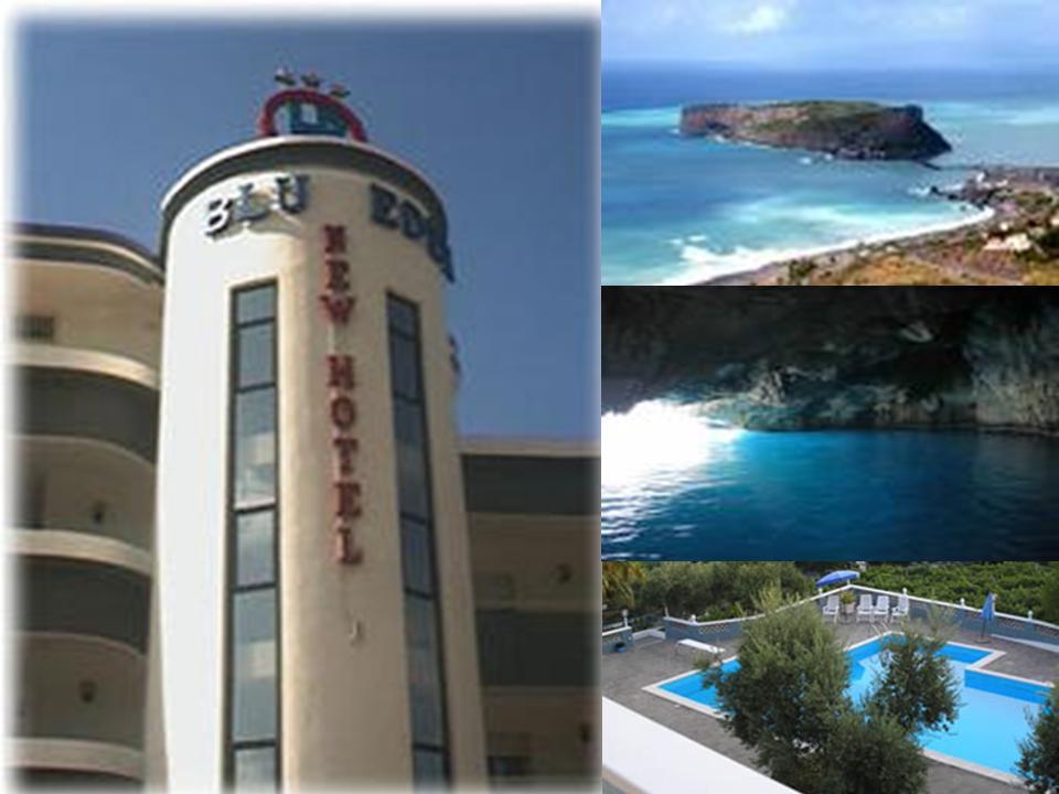 HOTEL BLUE EDEN